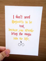 harry potter greeting card etsy listing at https www etsy com
