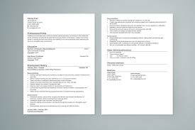 Teacher Sample Resume Early Childhood Teacher Resume Career Faqs