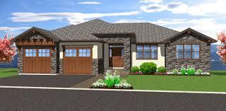 hillside walkout basement house plans 28 images rear exterior