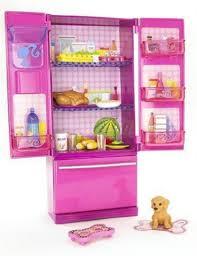 barbie glam refrigerator glam refrigerator shop for barbie