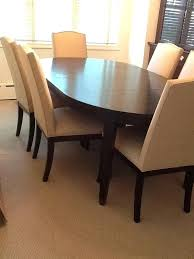 crate and barrel dining room tables crate barrel chairs crate and barrel baby grand dining table and
