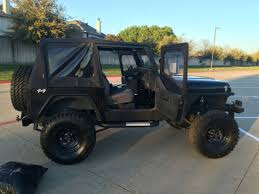 1991 jeep wrangler 1991 jeep wrangler yj with upgrades and parts for sale