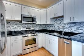 white kitchen ideas photos backsplash for white kitchen cabinets glass and mosaic tile white