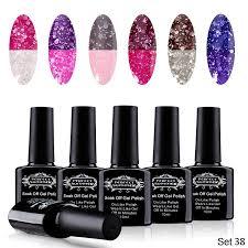 perfect summer 10ml temperature color changing gel nail polish