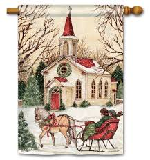 Monogram House Flags Religious Christmas House Flag Christmas Breezeart Flags