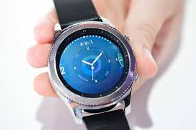 Most Rugged Watch Samsung Unveils New Waterproof Gear S3 Smartwatch Ahead Of Apple