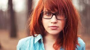 Frisuren Lange Haare Mit Farbe by Hintergrundbilder Gesicht Frau Rothaarige Modell Porträt