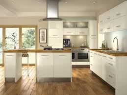 Kitchen Door Ideas by Minoco Ivory This Gloss Kitchen Door Would Make Any Kitchen Feel