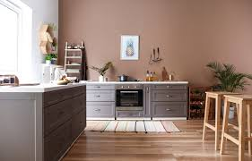 best wall paint color for brown kitchen cabinets 20 inspiring kitchen paint colors mymove