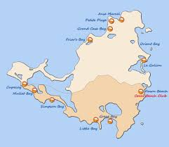 St Martin Map Dawn Beach St Martin Vacation Rentals By Owner Private Luxury