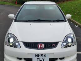 honda civic jdm 2004 jdm honda civic 2 0 type r ep3 220 bhp airedale cars