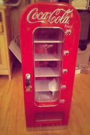 coca cola fridge glass door coca cola small mini vending fridge refrigerator cooler 12 can