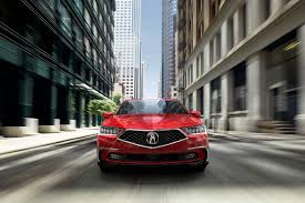 acura 2018 acura rlx puts the focus on aesthetics safety
