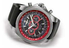 breitling bentley back breitling for bentley supersports ice speed record watch