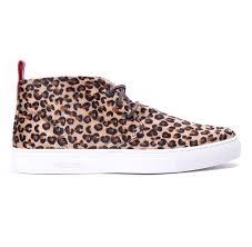 pony hair women s pony hair leopard chukka toro shoes