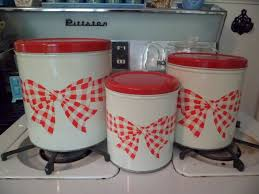 vintage metal kitchen canister sets best 25 kitchen canisters ideas on canisters