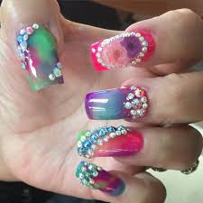 26 colorful nail art designs ideas design trends premium psd