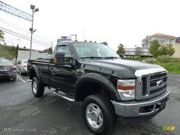 2009 black ford f250 super duty xlt regular cab 4x4 71531198
