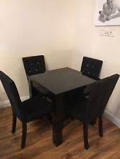 Fold Up Kitchen Table And Chairs by Folding Dining Table And Chairs Ebay