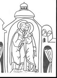 immaculate conception coloring pages family holiday net guide to