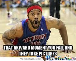 Funny Basketball Memes - funny basketball falls by mmejia123 meme center