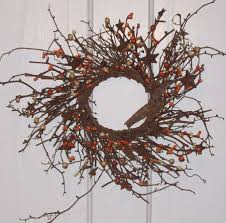 twig wreath twig wreaths florals berry baskets twig country crafts