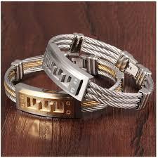 stainless steel mens bangle bracelet images Men s bracelets stainless steel jewelry luxury bracelets for men jpg