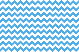Ombre Color Wallpaper by Light Blue Chevron Wallpaper Megankaydesign Spoonflower