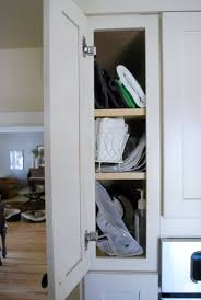 day 9 organize tall and skinny kitchen cabinets