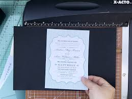 pocket fold how to hack an envelope into a pocket invitation