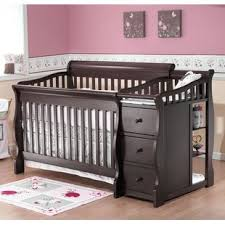 Convertible Crib Changing Table Crib Changing Table Combo