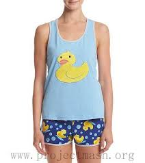 day after thanksgiving sale apparel pj couture rubber ducky