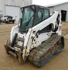 2008 bobcat t300 skid steer item da1027 sold june 27 pr