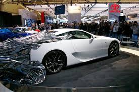 toronto lexus parts photos of the 2011 toronto auto show