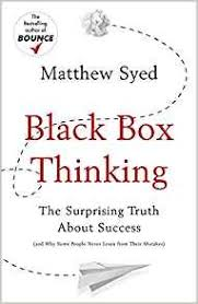 black box thinking the surprising truth about success amazon co