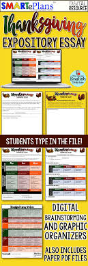 smarteplans thanksgiving writing for drive high school