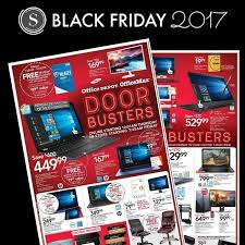 office depot black friday ad 2017 deals store hours ad scans