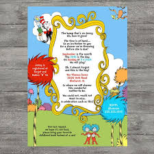 dr seuss baby shower invitations baby shower invitation templates dr seuss baby shower invitations