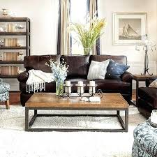 Decorating With Brown Leather Sofa Decorating Brown Leather Sofa Living Room Ideas With Brown