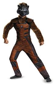 Marvel Halloween Costume Amazon Disguise Marvel Guardians Galaxy Rocket Raccoon
