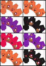 Halloween Kitty by Precious Hello Kitty Halloween Free Printable Boxes Is It For
