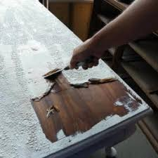 How To Remove Stains From Wood Table How To Strip Furniture Diy Furniture Tutorials And Woods