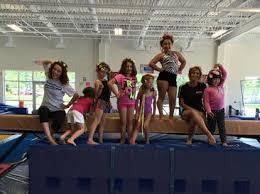 c a si e social casie as a gymnast