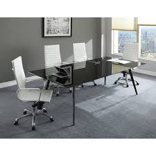 Office Conference Table Black Glass Conference Table Oklahoma City Office Furniture Okc