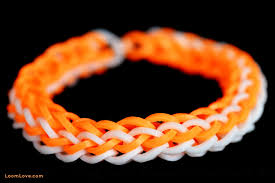 love braid bracelet images How to make a rainbow loom frilly braid jpg