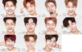 Wanna One Inisfree Releases The Advertisements Pictures Of Wanna One Pannatic