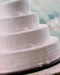 wedding cake fondant fondant cakes from real weddings martha stewart weddings