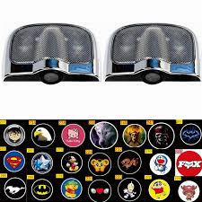 chevrolet car logo genuine leather car headrest pillow neck rest pillow seat cushion