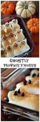 Simple Halloween Treat Recipes Best 25 Halloween Brownies Ideas On Pinterest Halloween Baking