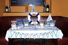anchor baby shower ideas charming nautical baby shower decoration image of nautical baby